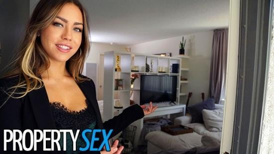 PropertySex - Alina Lopez - Real Estate Agent gets Horny and Makes Sex Video with Client (FullHD/1080p/234 MB)