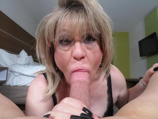 SissyPOV - Rita Stevens - Experienced In Milking Cocks Dry (FullHD/1080p/690 MB)