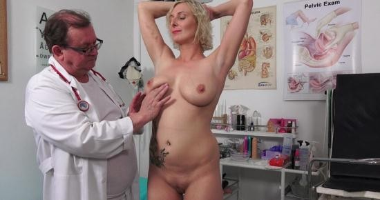 MatureGynoExam - Kaylea Tocnell - Gyno Exam (FullHD/1080p/761 MB)