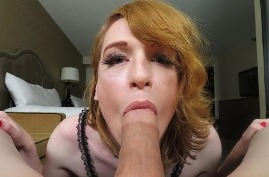 TsPov - Erica Cherry - Horny Trans Redhead Sucks A Fat D (FullHD/1080p/724 MB)