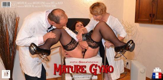 Mature.nl - Alida (EU) (63), Kate (EU) (39) - A kinky mature threesome at the gynaecologist (FullHD/1080p/2.42 GB)