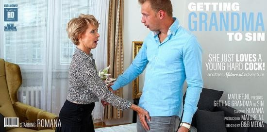 Mature.nl - Romana (69) - Granny wants a younger cock to suck and fuck! (FullHD/1080p/2.13 GB)