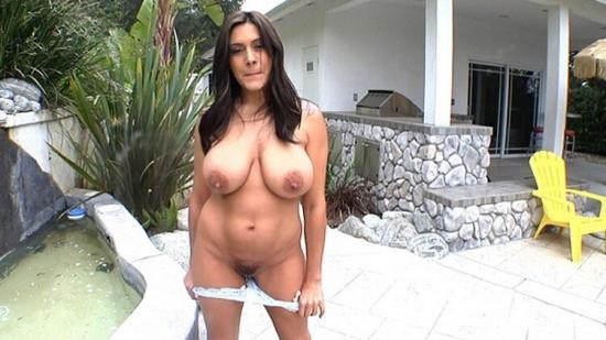 LatinaRampage - Raylene - Mexican Goddess Raylene Comin in Hot W/ them Big Tits & Big Ass (HD/720p/390 MB)