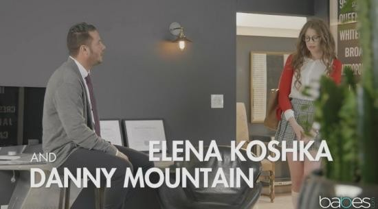 Babes - Elena Koshka - Elena Koshka Takes Dannys Big-dig up her Pussy (FullHD/1080p/524 MB)