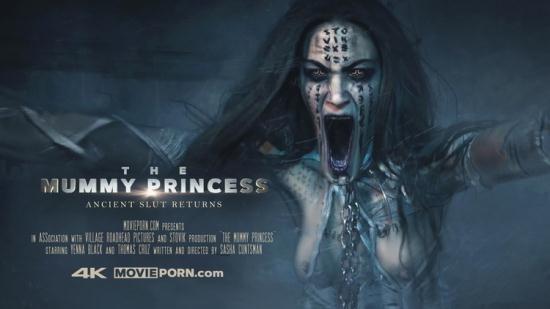 MoviePorn - Yenna Black - The Mummy Princess (FullHD/1080p/447 MB)