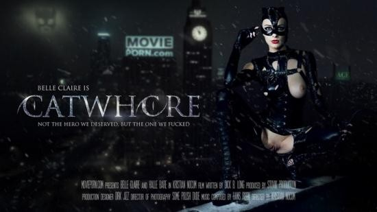 MoviePorn - Belle Clair - Catwhore (FullHD/1080p/536 MB)