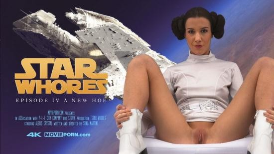 MoviePorn - Alexis Crystal - A New Hoe (FullHD/1080p/585 MB)