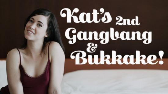 TexxxasBukkake/TexasBukkake/ManyVids - Kat - Kat's 2nd Gangbang, Bukkake (FullHD/1080p/864 MB)