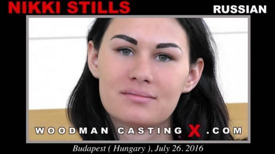 WoodmanCastingX - Nikki Stills - Hard - My first DP with 3 men (HD/720p/398 MB)