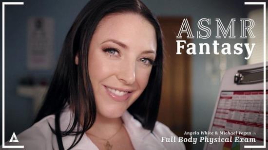 ASMRFantasy - Angela White - Dr. Angela White gives Full Body Physical Exam (UltraHD 4K/2160p/2.00 GB)