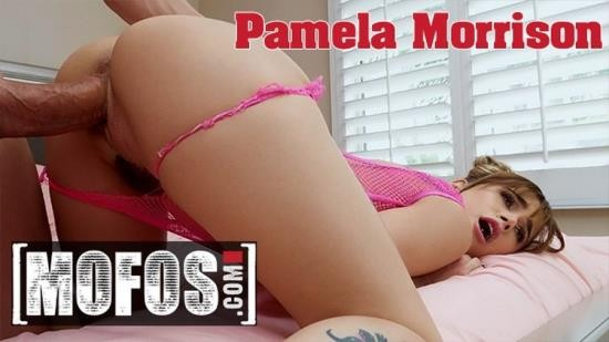 Mofos - Pamela Morrison - Small Tit Pamela Morrison Takes Big Facial from Huge Cock (FullHD/1080p/590 MB)