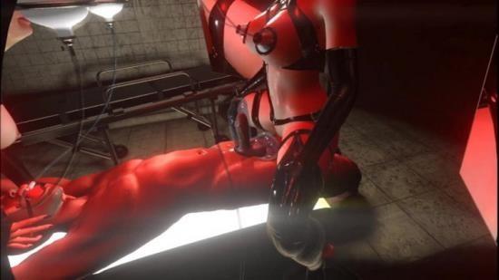Citor3 - Unknown - XXX Games Huge Tits Latex Mistress Breast Feeding Vacuum Pump Edging Cumshot (FullHD/1080p/255 MB)