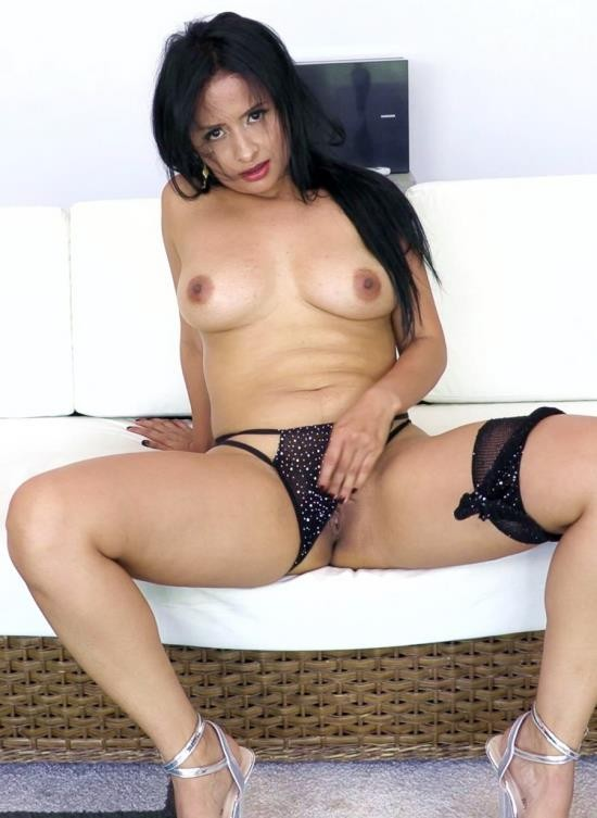 AnalVids, LegalPorno - Addy Queen - Big Butt Colombian Milf Addy Queen Gets Her First DAP NT072 (UltraHD/9.87 GB)