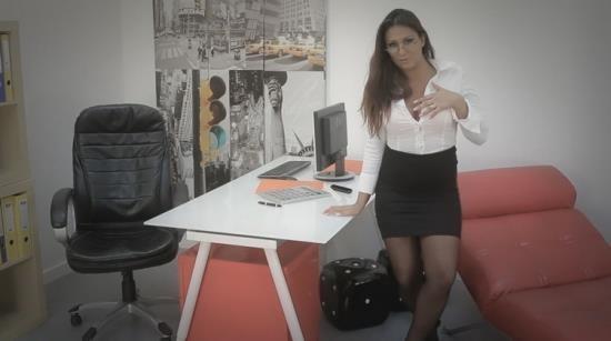 Porntugal - Rebecca Pinar - Anal Portuguese Secretary FULL SCENE (HD/720p/373 MB)