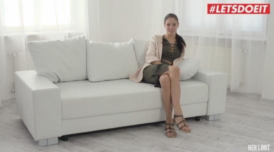 LetsDoeIt - Lovenia Lux - Lovenia Lux Married Russian Slut first Rough Anal Audition (FullHD/1080p/585 MB)