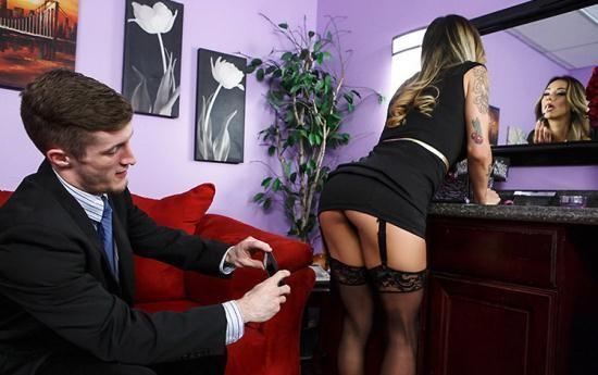 MilfsLikeItBig/Brazzers - Nadia Styles - Big Cock Gaffe (HD/720p/1020 MB)