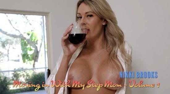 LukeLongly - Nikki Brooks - Fucking my Step Mom for Breakfast (FullHD/1080p/356 MB)