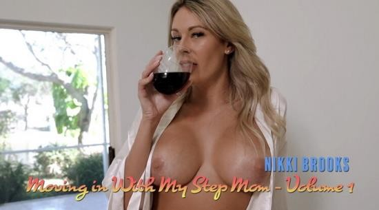 LukeLongly - Nikki Brooks - Step Mom gives me Tour of the new House and her new Tits (FullHD/1080p/417 MB)