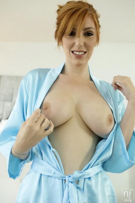 NFBusty - Lauren Phillips - All Natural Redhead (FullHD/1080p/1.77 GB)