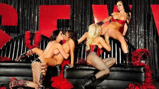 Wicked - Alektra Blue, Jessica Drake, Kaylani Lei - Wicked Live V (HD/720p/2.50 GB)