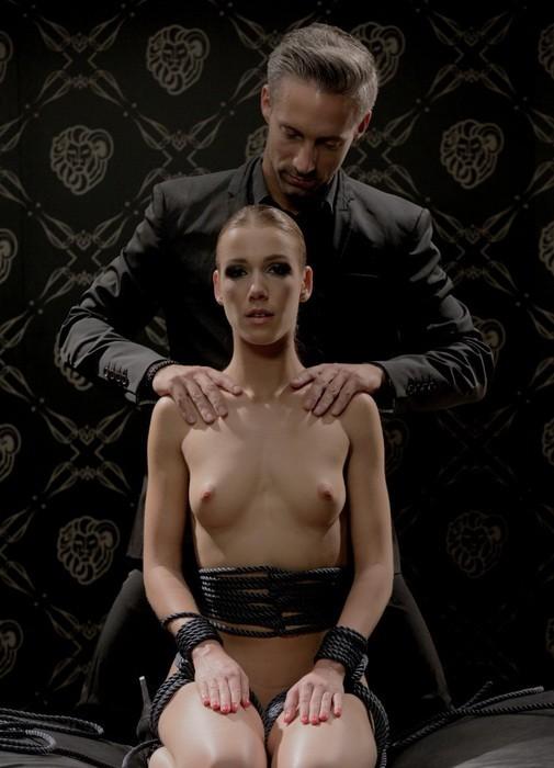 xChimera/PornDoePremium - Alexis Crystal - Sensual bondage fantasy fuck with gorgeous Czech babe Alexis Crystal (FullHD/1080p/1.52 GB)
