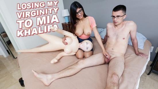 MiaKhalifa - Mia Khalifa - Lucky Nerd Loses Virginity to the #1 Pornstar in the World (FullHD/1080p/350 MB)