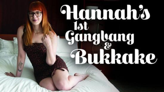 TexxxasBukkake/TexasBukkake/ManyVids - Hannah Grace - Hannah's 1st Gangbang, Bukkake (FullHD/1080p/1.93 GB)