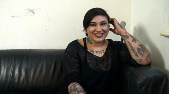 PascalsSubSluts - Lily Brutal - Lily covered in idiot tattoos (FullHD/1080p/1002 MB)