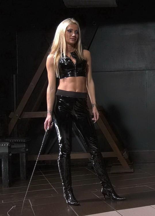 CruelAmazons/Cruel-Mistresses - Mistress Tatjana - THE SLAVE HATES THE STROKES (FullHD/1080p/853 MB)
