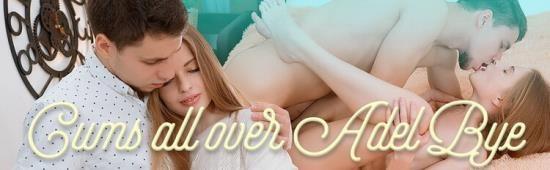 TeenSexMovs.com/TeenMegaWorld.net - Adel Bye - Lad cums all over teen bottom (FullHD/1080p/1.32 GB)