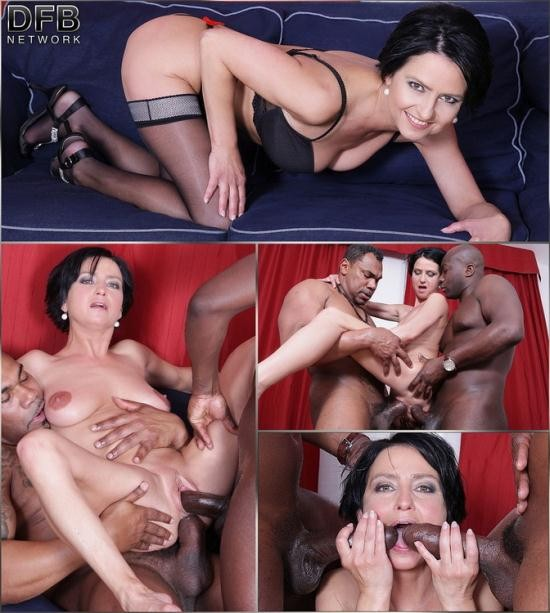DFBnetwork - Nicol - Gets Double Penetrated In Interracial (FullHD/1080p/2.37 GB)