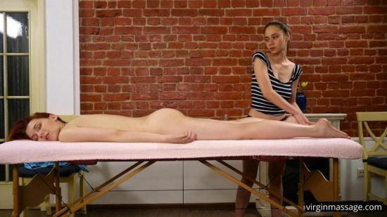 Defloration/VirginMassage - Elvira Nunah aka Elin Flame - Massage (FullHD/1080p/2.17 GB)