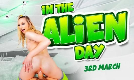 VRConk - Lily Larimar - In The Alien Day (UltraHD/2K/1920p/3.20 GB)