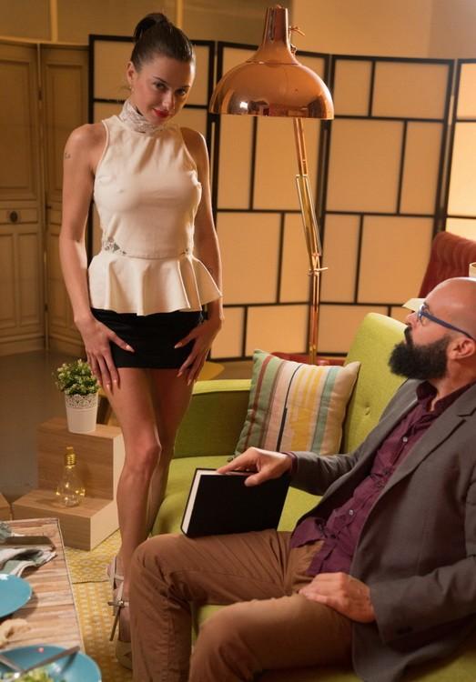 XXXShades/PorndoePremium - Sandra Wellness - Russian maid takes pleasure in fucking her boss Max (FullHD/1080p/1.04 GB)