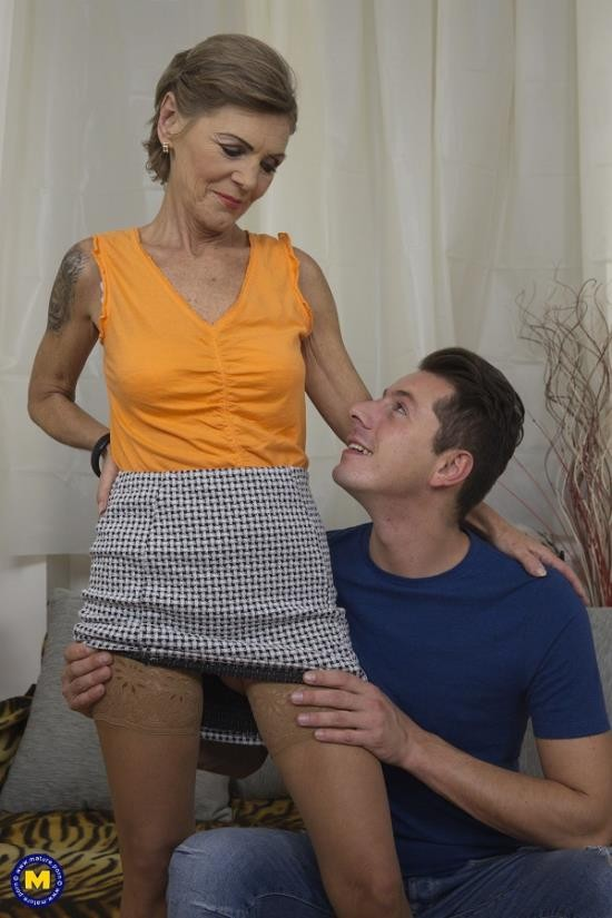 Mature.nl/Mature.eu - Irenka S. (58) - horny housewife Irenka doing her toyboy (FullHD/1080p/1.84 GB)