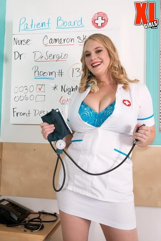 XLGirls/ScoreHD - Cameron Skye - Hooter Hospital: Affordable Care (HD/720p/668 MB)