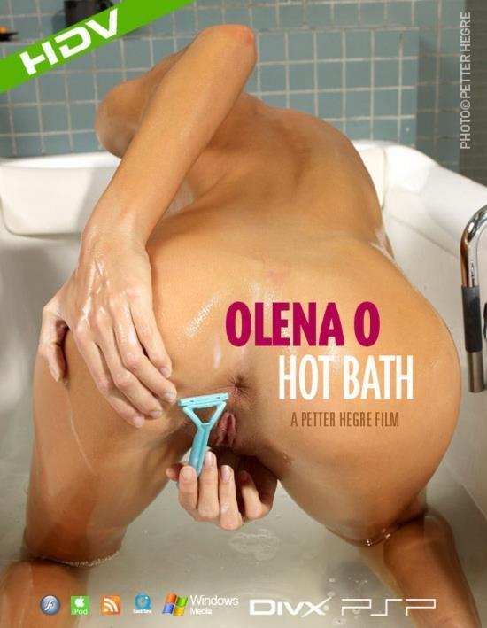 Hegre-art - Olena O - Hot Bath (HD/720p/359 MB)