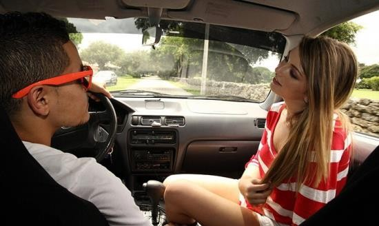 TeenHitchhikers/RealityGang - Staci Silverstone - Staci Silverstone Rides Her Way Outta Trouble! (HD/720p/708 MB)