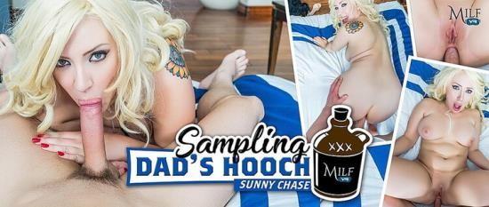 MilfVR.com - Sunny Chase - Sampling Dad's Hooch (UltraHD 2K/1600p/4.78 GB)