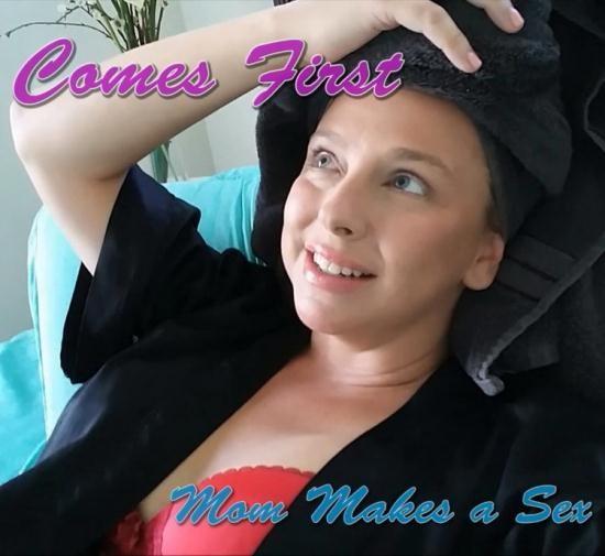 Mom Comes First/Clips4Sale - Brianna Beach - Mom Makes a Sex Tape (HD/720p/1.35 GB)