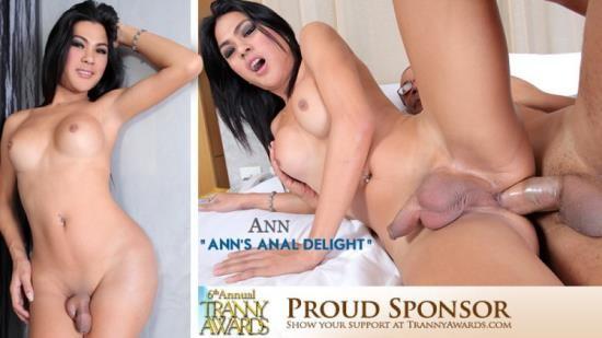 TeenModels - Ann - Ann's Anal Delight (HD/720p/673 MB)