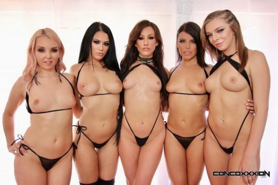 ConorCoxxx - Aaliyah Love, Katrina Jade, Jennifer White, Adriana Chechik, Tiffany Watson - Fuck Club (FullHD/1080p/3.48 GB)