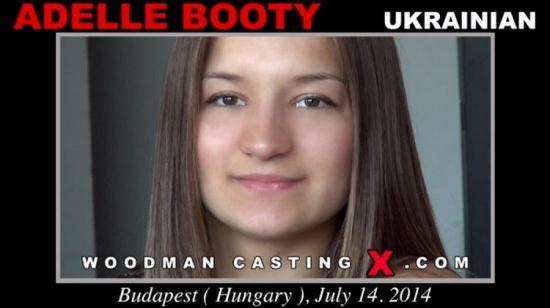 WoodmanCastingX - Adelle Booty - Casting X 133 (HD/720p/1.57 GB)