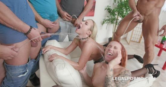 LegalPorno - Krystal Kaytlin, Monika Wild - New Years PeEve 2 Monika Wild Krystal Kaytlin go wet orgy Balls Deep Anal Fisting Squirt DAP GIO901 (HD/720p/1.68 GB)