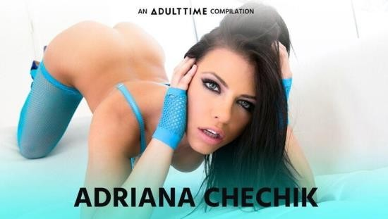 AdultTime - Adriana Chechik - An Adult Time Compilation (FullHD/1080p/814 MB)