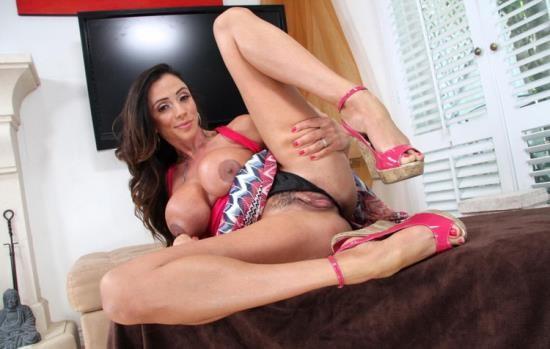 BigTitCreamPie/BangBros - Ariella Ferrera - Big Tits Milf Multiple Orgasms! (HD/720p/796 MB)