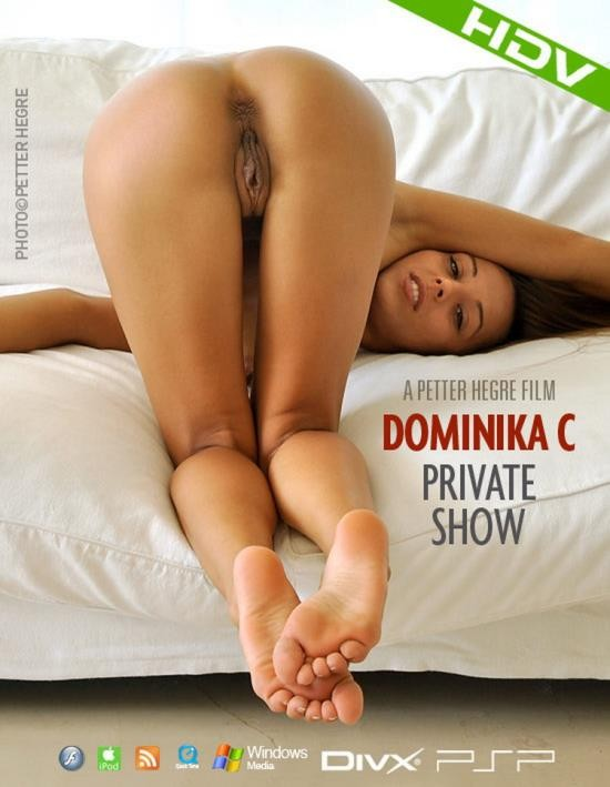 Hegre-art - Dominika C - Private Show (HD/720p/436 MB)