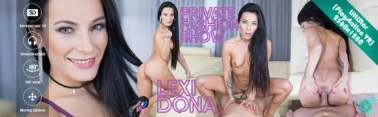 CzechVR - Lexi Dona - Private Fashion Show (UltraHD 2K/1280p/4.21 GB)