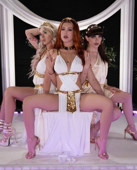 TransAngels - Aubrey Kate, Natalie Mars, Daisy Taylor - Three Angelic Graces (HD/720p/566 MB)