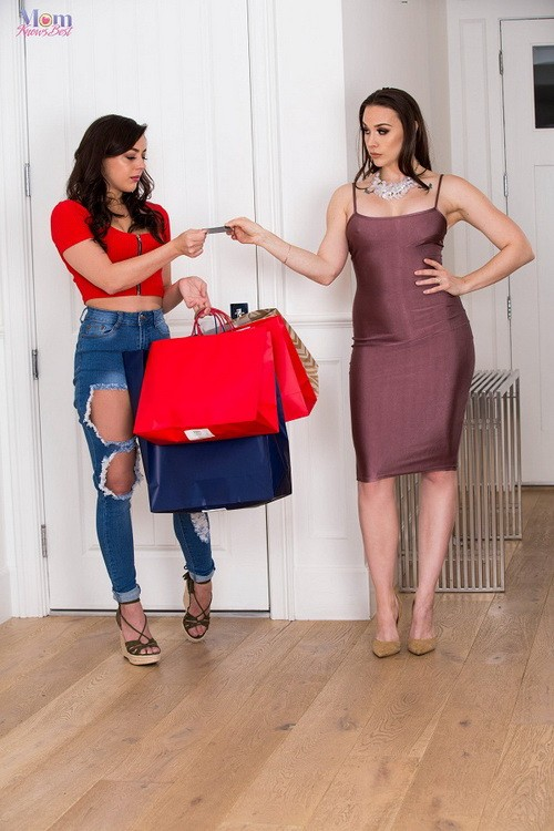 MomKnowsBest/Twistys - Chanel Preston, Whitney Wright - Shopaholic (FullHD/1080p/542 MB)